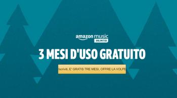 Amazon Music Unlimited: TRE MESI GRATIS, ascolta tutta la tua musica preferita