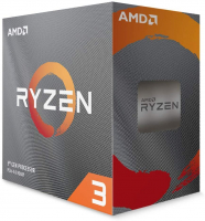 AMD Ryzen 3 3100 Processore (4C/8T, 18 MB Cache, 3.9 GHz Max Boost)