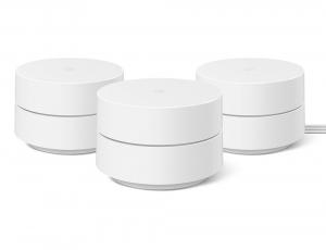 Google Wifi, Sistema Wifi Mesh, Copertura fino a 85 m²