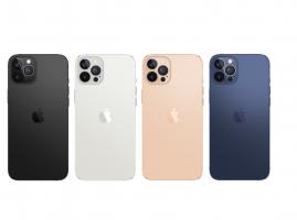 APPLE iPhone 12 Pro Max 256 GB Argento