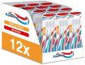 Aquafresh Clean Spazzolino e flex Medium – pack 12×3