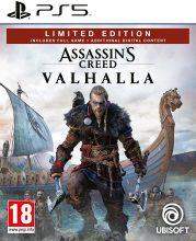 Assassin's Creed Valhalla – Limited Edition – PlayStation 5