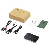 Aukey Bluetooth trasmettitore e ricevitore Wireless adattatore audio stereo auto kit