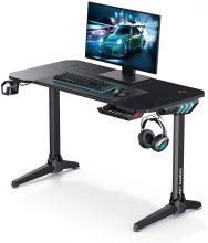 AUKEY LY113 Scrivania da Gioco Gaming Desk – 114 x 60 x 73cm