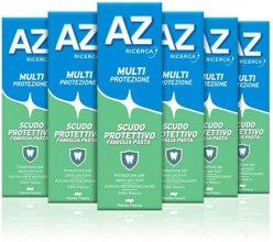 AZ Dentifricio Multi Protezione Scudo Protettivo – 6 x 54ml