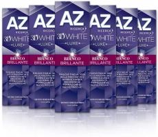 Dentifricio Az Ricerca 3D White Luxe Bianco Brillante – 6 x 75 ml