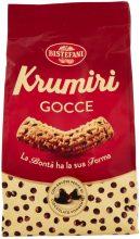 Bistefani Krumiri – Biscotti Frollini Arricchiti Con Gocce Di Cioccolato – Sacco 290G