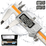 [PRIME+COUPON] Calibro Digitale, Caliper metrico da 150 mm/6 pollice