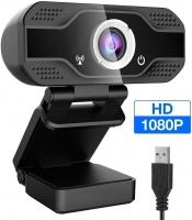 CCWELL Webcam 1080P FHD con Microfono