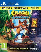 Crash Bandicoot N.Sane Trilogy + 2 Livelli Bonus – PlayStation 4
