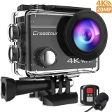Crosstour CT8500 Action Cam 4K 20MP