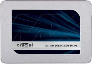 Crucial MX500  CT1000MX500SSD1(Z) SSD Interno – 1TB