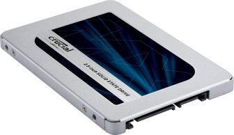 Crucial MX500 CT500MX500SSD1 SSD Interno, 500 GB
