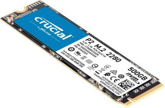 Crucial P2 CT500P2SSD8 SSD Interno, 500GB