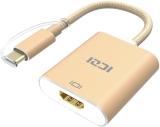 CZI Adattatore USB C a HDMI 4K in Alluminio
