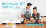 Dalmo DEVS01WL Macchina Sottovuoto per Alimenti
