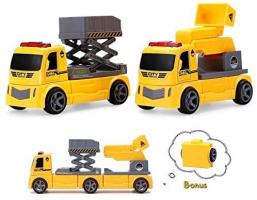 Engineering Car Toys per Bambini, STEM Education