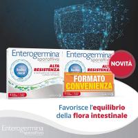 Enterogermina Sporattiva Integratore Alimentare – 9+9 Bustine Orosolubili