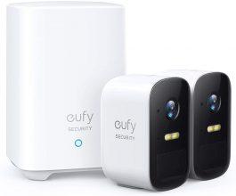 Telecamera wifi esterno batteria eufy Security eufyCam 2C