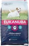 Eukanuba Active Adult – Crocchette al Pollo per per Cani Adulti di Taglia Piccola