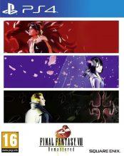 Final Fantasy VIII Remastered – PlayStation 4