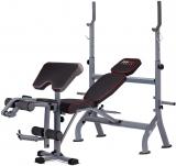 Fitfiu Fitness BP-20 Panca Allentamento Multifunzione