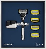 Gillette Fusion5 Proshield Rasoio da Uomo – 1 Manico 5 lamette di Ricarica