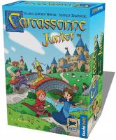 Giochi Uniti- Carcassonne Junior, Edizione Italiana
