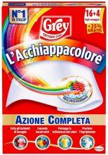 Grey L'Acchiappacolore Fogli Cattura Colore 20 Fogli