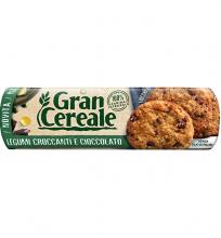 Gran Cereale Biscotti ai Legumi Croccanti e Cioccolato – 270g