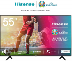 Smart TV LED Ultra HD Hisense 55AE7000F 4K 55 pollici