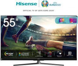 Hisense 55U81QF Smart TV ULED Ultra HD 4K 55″
