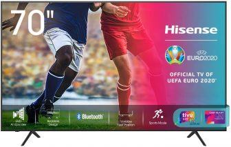 Hisense 70AE7010F, Smart TV LED Ultra HD 4K 70″