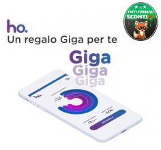 Ho Mobile: Giga illimitati fino al 1 Maggio