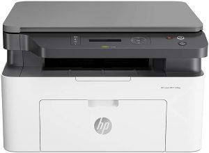 HP LaserJet 135a 4ZB82A Stampante Laser Bianco e Nero Multifunzione