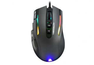 THE G-LAB Kult Nitrogen Neutron Mouse Gaming ad Altissima Precisione