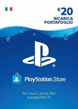 PlayStation Network Card da 20 EURO – PSN Italia