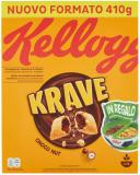 Kellogg's Krave Choco Nut, 410g
