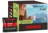 Kimbo Cialde Compostabili – Gusto Napoli – 100 Cialde