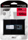 Kingston A400 SSD SA400M8/120G – 120 GB