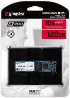 Kingston A400 SSD SA400M8/120G – 120 GB
