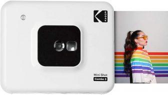 Kodak Mini Shot Combo 3 – C300W White