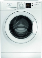 Lavatrice Hotpoint NFR328W IT N,  A+++, 8kg