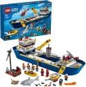 LEGO – City Nave da Esplorazione Oceanica