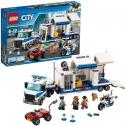 LEGO- City Police Centro di Comando Mobile