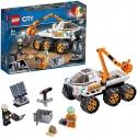 LEGO – City Prova di guida del Rover – Set di Costruzioni per l'Avventura Spaziale