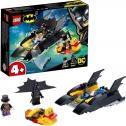 LEGO DC Batman All'inseguimento del Pinguino con la Bat-barca
