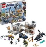 LEGO Super Heroes Avengers: Battaglia nel Quartier Generale