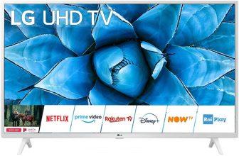LG 49UN73906LE.AEUD TV (49″) 4K Ultra HD Smart TV Wi-Fi