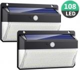 Luce Solare LED Esterno Kilponen